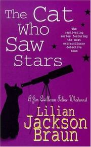 Cover of: The Cat Who Saw Stars (A Jim Qwilleran Feline Whodunnit)