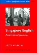 Cover of: Singapore English |