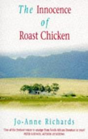 Cover of: The innocence of roast chicken