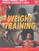 Cover of: Weight training