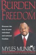 Cover of: Burden of Freedom