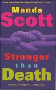 Cover of: Stronger Than Death