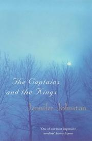 Cover of: The captains and the kings