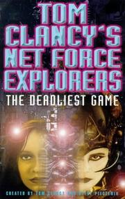 Cover of: Tom Clancy's Net Force Explorers
