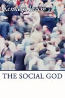 Cover of: The social God