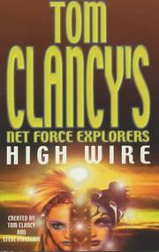 Cover of: High Wire (Tom Clancy's Net Force Explorers)
