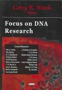Cover of: DNA research