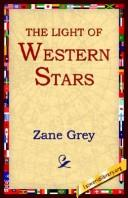 Cover of: The Light of the Western Stars