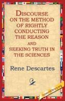 Cover of: Discourse on the Method of Rightly