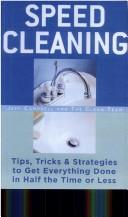 Cover of: Speed Cleaning | Jeff Campbell