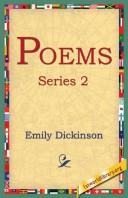 Cover of: Poems, Series 2