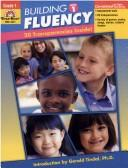 Cover of: Building Fluency. Grade 1 | Compilation