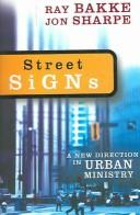 Cover of: Street Signs | Ray Bakke