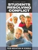 Cover of: Students Resolving Conflict