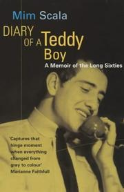 Cover of: Diary of a teddy boy