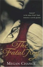 Cover of: The Fatal Key