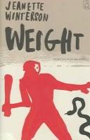 Cover of: Weight (Canongate Myths)
