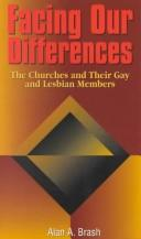 Cover of: Facing Our Differences