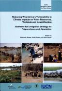 Cover of: Reducing West Africa