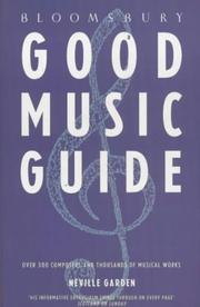 Cover of: Bloomsbury good music guide