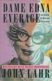 Cover of: Dame Edna Everage Edition Barry Humphries