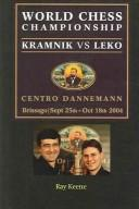Cover of: World Chess Championship | Raymond D. Keene