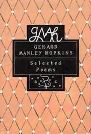 Cover of: Selected Poems (Bloomsbury Classic)