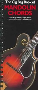 Cover of: The Gig Bag Book of Mandolin Chords |