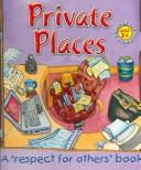 Cover of: Private Places | Caroline Hardy