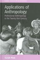 Cover of: Applications of anthropology
