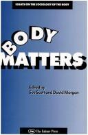Cover of: Body matters