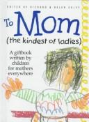 Cover of: To mom