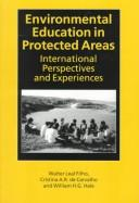 Cover of: Environmental Education in Protected Areas |