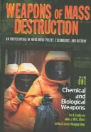 Cover of: Weapons of mass destruction |