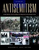 Cover of: Antisemitism | Richard Levy