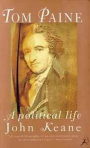 Cover of: Tom Paine