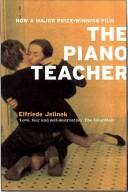 Cover of: The Piano Teacher (Masks) | Elfriede Jelinek