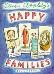 Cover of: Steven Appleby's Happy Families