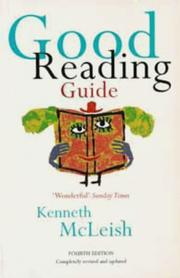 Cover of: Bloomsbury good reading guide