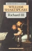 Cover of: Richard III (Wordsworth Classics) by William Shakespeare
