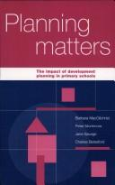 Cover of: Planning Matters | Barbara MacGilchrist