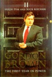 Cover of: Gordon Brown