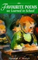 Cover of: Favourite poems we learned in school |