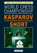 Cover of: World Chess Championships 1993 | Daniel King