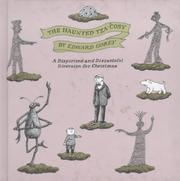Cover of: The Haunted Tea-Cosy: A Dispirited and Distasteful Diversion for Christmas