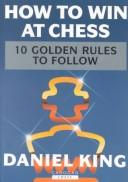 Cover of: World Chess Championship 1995 Kasparov vs Anand by Daniel King