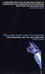 The land that lost its heroes by Jimmy Burns
