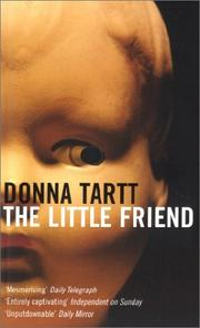Cover of: Little Friend, the