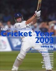 Cover of: C and G Cricket Year 2003 | Jonathan Agnew