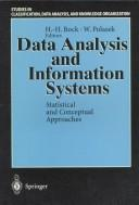Cover of: Data analysis and information systems